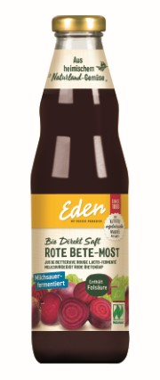 Eden - Rote-Bete-Most